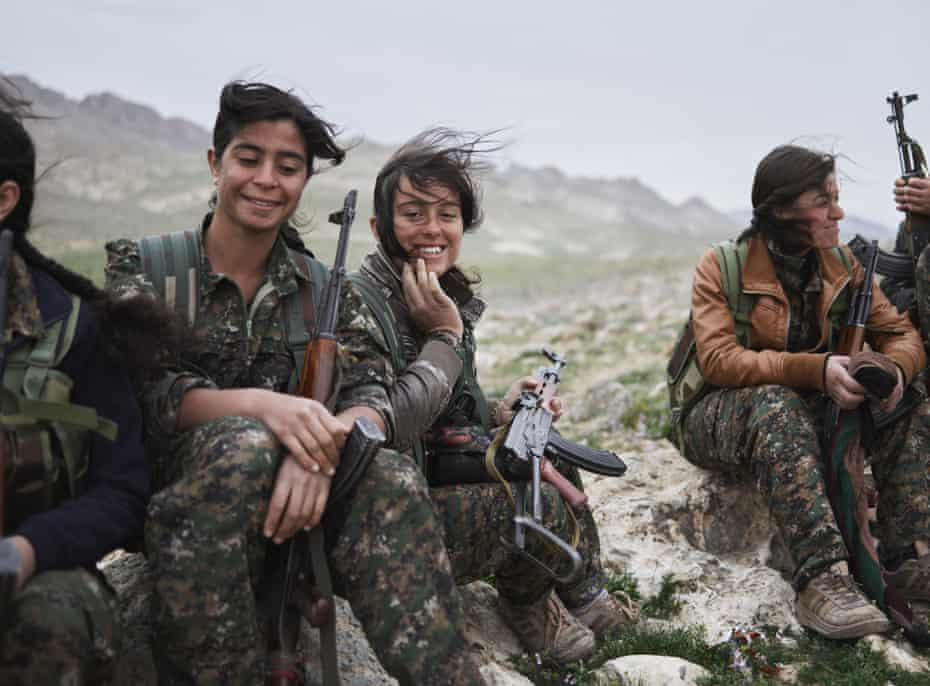 Fighters of the YJÊ