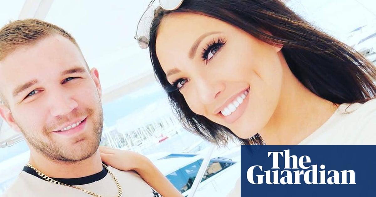 Boyfriend of Love Island star killed himself, coroner rules | UK
