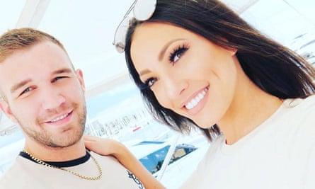 Boyfriend of Love Island star killed himself, coroner rules