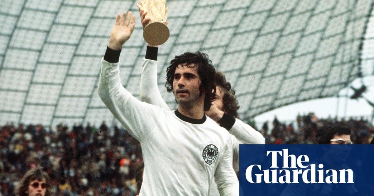 'The greatest striker': Gerd Müller, legendary German forward, dies aged 75