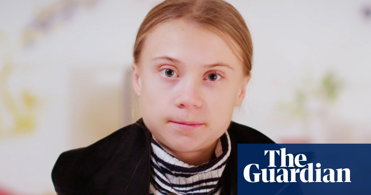 Greta Thunberg: 'We are speeding in the wrong direction' on climate crisis | Environment | The Guardian