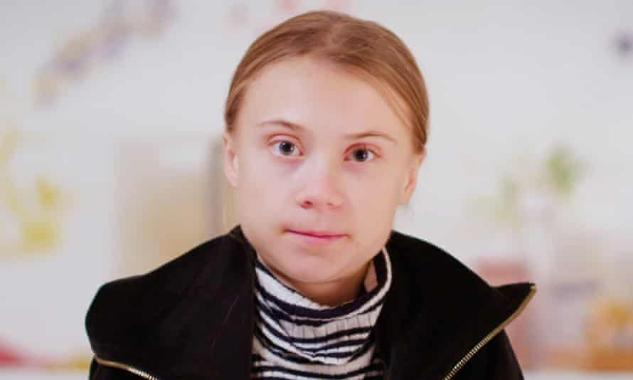 """Greta Thunberg said the best birthday gift she could hope for would be a """"promise from everyone that they will do everything they can"""" for the planet."""