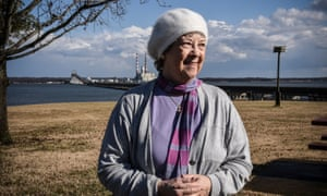 """We all have a love-hate relationship with the bridge because of the back-ups,"" said Maria Estevez, 73, a secretary, of the Harry W Nice Memorial Bridge."