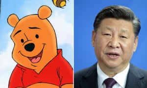 Winnie the Pooh is banned in China, after memes circulated comparing the character to President Xi Jinping.