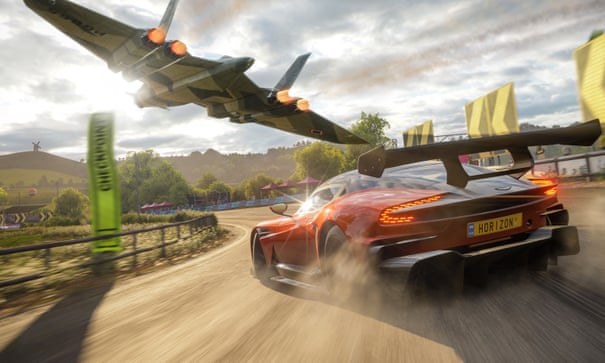 Forza Horizon 4 Review The Best Racing Experience In An Ideal