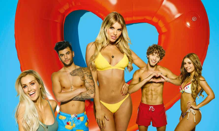 Looking for love... Laura Anderson, Niall Aslam, Hayley Hughes, Eyal Booker and Dani Mas Dyer.