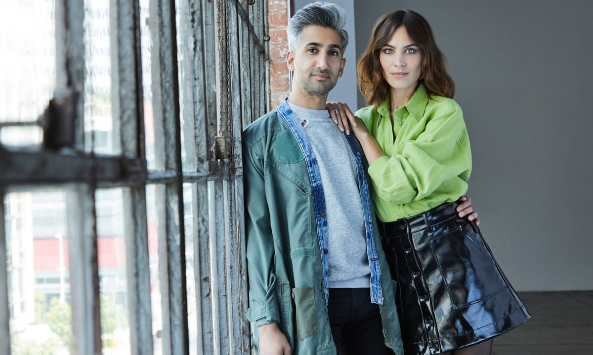 Next In Fashion Review Alexa Chung And Tan France S Reality Show Is Bang On Trend Television Radio The Guardian