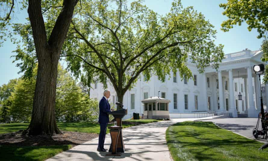 Joe Biden has brought a new tone, and new policies, to the White House.