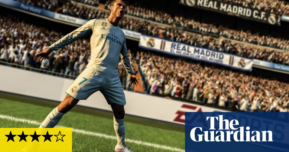 102345a74 Fifa 18 review: plenty of footballing bang for your bucks | Games ...