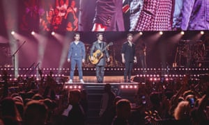 The Jonas Brothers were one of the last bands to perform at Barcelona's Palau Sant Jordi before the lockdown