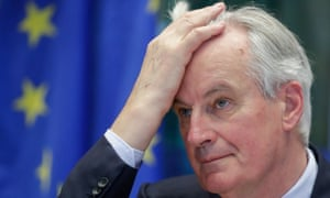 EC Chief Negotiator, Michel Barnier.
