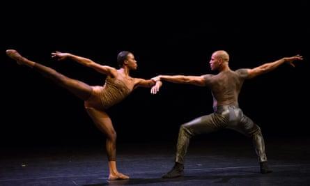 Cedar Lake Contemporary Ballet perform Necessity, Again