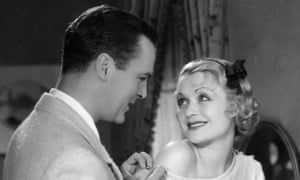 Neil Hamilton and Constance Bennett in What Price Hollywood?, 1932