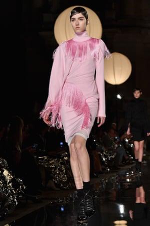 Givenchy, SS17, Paris fashion week, October 2016