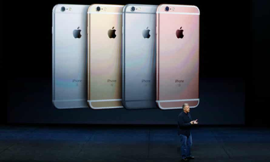 New versions of the iPhone 6 and iPhone 6 Plus