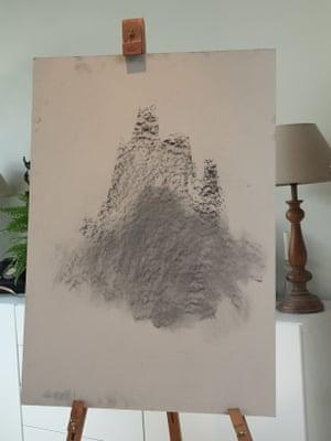 Gray board