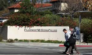 claremont mckenna college california