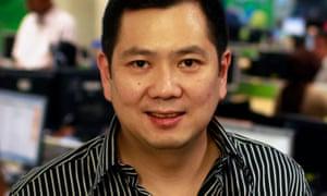 Donald Trump's Indonesian business partner Hary Tanoesoedibjo