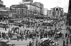 Praça da Sé, a public square in central São PauloAll photographs: Hildegard Rosenthal