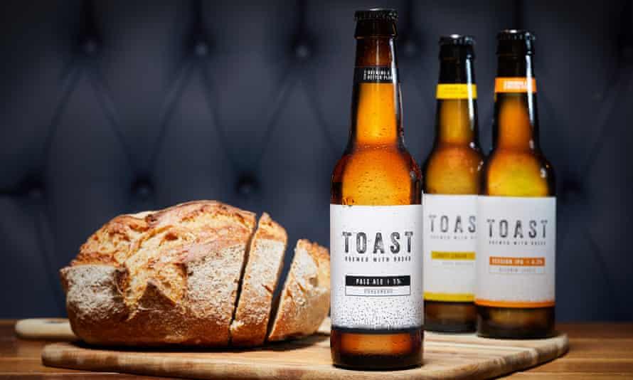 Toast Ale range