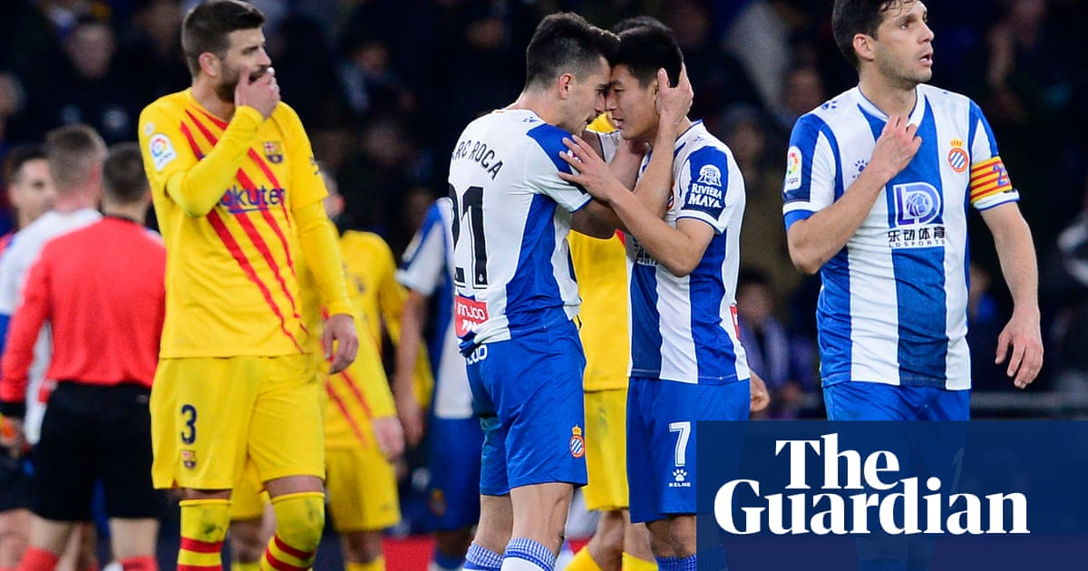 New year, new Espanyol? Barcelona draw offers hope at last | Sid Lowe