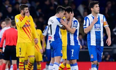New year, new Espanyol? Barcelona draw offers hope at last | Sid Lowe