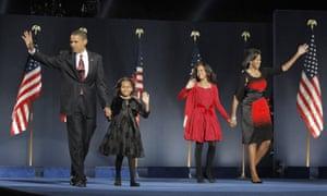 obama 2008 election night