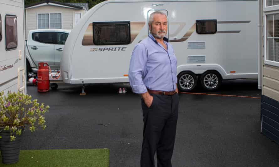Billy Welch, a Gypsy leader, has written to the home secretary, Priti Patel, voicing his concerns about the new bill