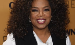 Weight Watchers' share price has soared after Oprah Winfrey tweeted that she had lost 26 pounds using the programme