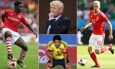 International football: 10 things to look out for in World Cup 2018 qualifying