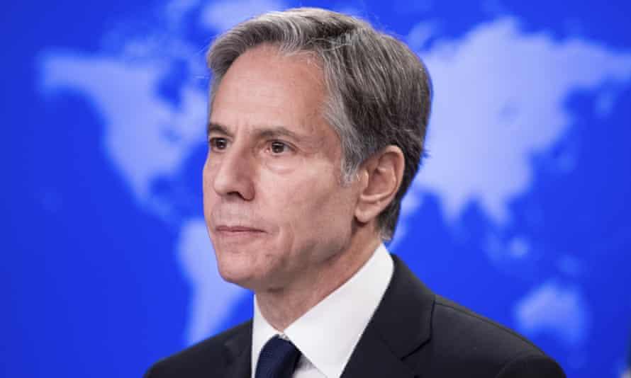 Ο υπουργός Εξωτερικών Άντονι Μπλίνκεν υποστήριξε ότι η αποστολή των ΗΠΑ στο Αφγανιστάν ολοκληρώθηκε και ότι η διατήρηση των δυνάμεων στη χώρα δεν αποτελεί επιλογή.