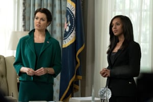 5b4c53ab265e The end of Scandal: in praise of Olivia Pope, TV's most glamorous ...