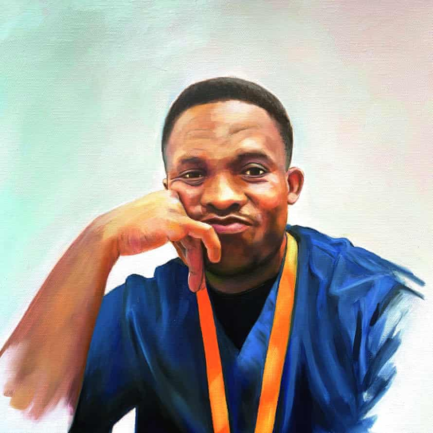 Dr Oge Igwe, by Heidi Hart