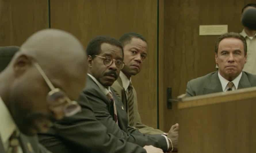 The People v OJ Simpson: American Crime Story is set to sweep the Emmys.