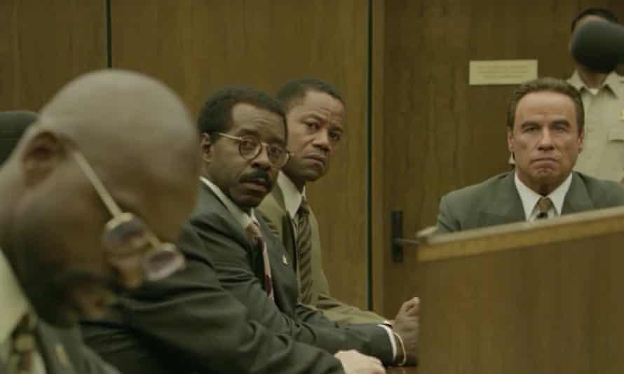 The People v OJ Simpson: American Crime Story.