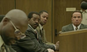 American Crime Story: The People v OJ Simpson.
