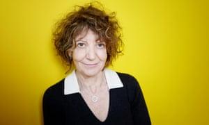 Psychotherapist Susie Orbach.