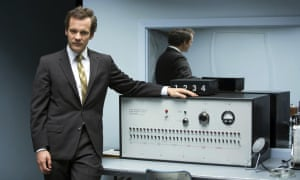 Peter Sarsgaard in Experimenter.