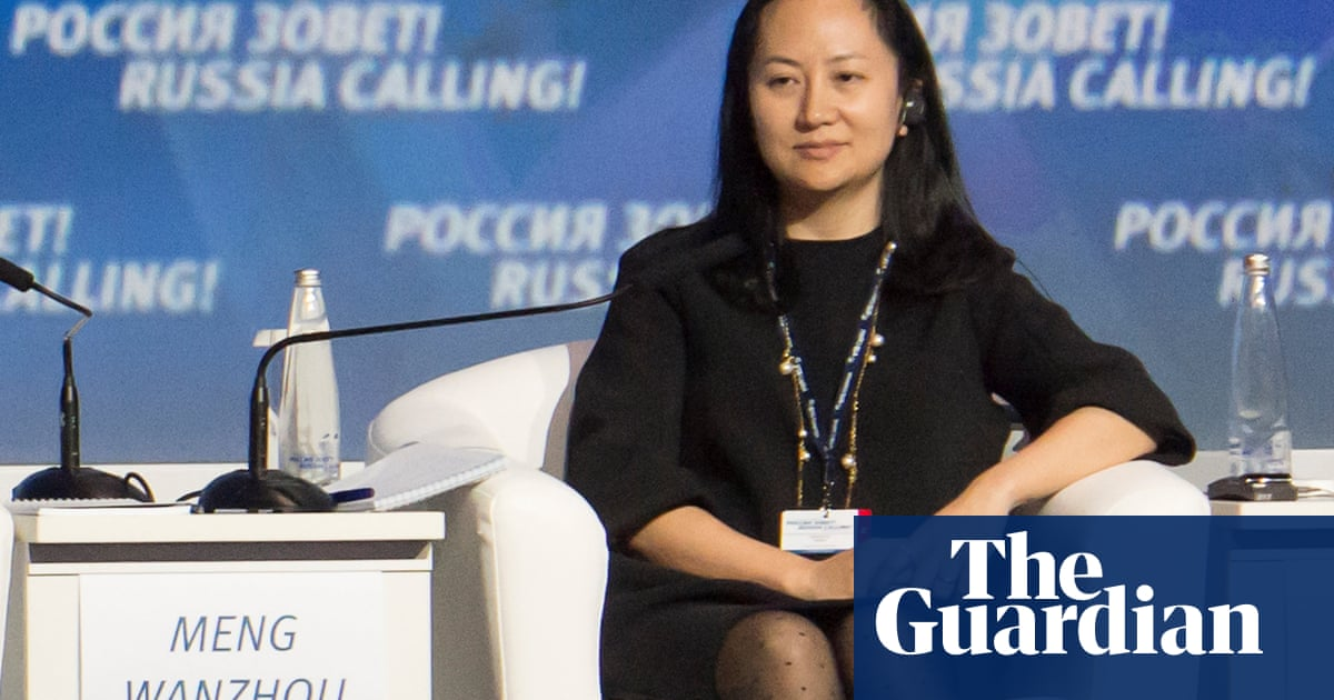 Huawei: Chinese media accuses US of 'hooliganism' over Meng Wanzhou arrest