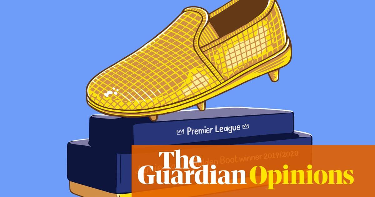 El disparo de Jamie Vardy en la bota de oro es una de las subtramas inconclusas de la temporada | Barney Ronay | Fútbol americano 58