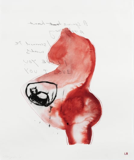 A Sparrow's Heart, by Louise Bourgeois with Tracey Emin.