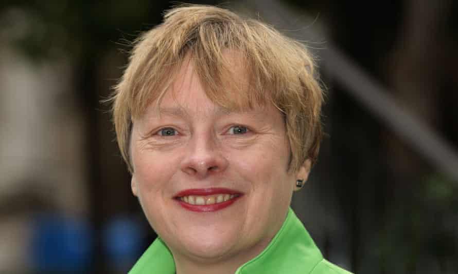 Angela Eagle MP.