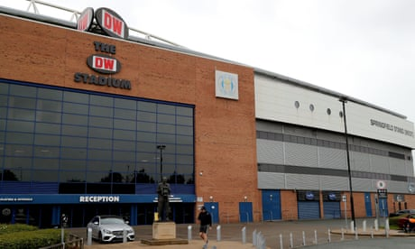 Wigan Athletic forced to begin talks with second bidder after sale collapses