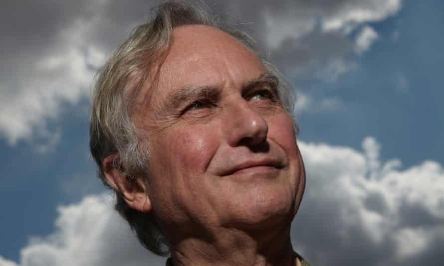 'The New Atheists engage with religion purely as a set of ideas, a kind of cosmic rulebook for believers' Pictured: Richard Dawkins.