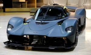 Aston Martin's Valkyrie