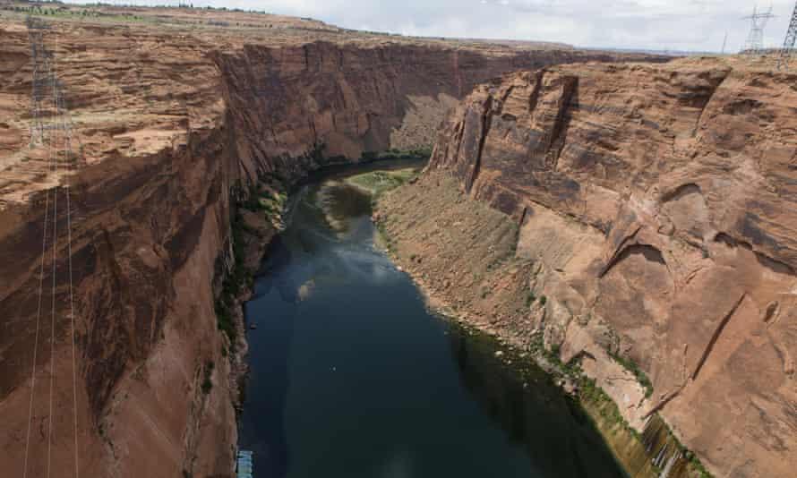 glen canyon dam drought