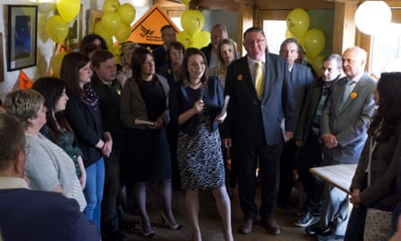 Welsh Liberal Democrats launch their election manifesto