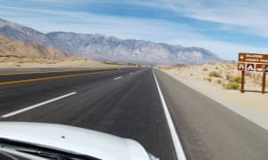 Our journey from Yosemite National Park to Death Valley was full of the most incredible scenery