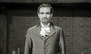 Javier Munoz as Hamilton: 'strike with all you've got'