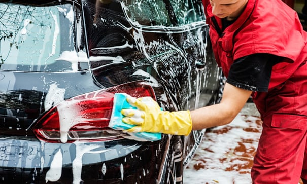 What is the true human cost of your £5 hand car wash